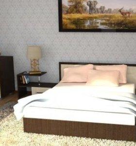 Новая Кровать Александра.В наличии!