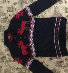 Новогодний свитер UF4M( Urban Fashion For Men)