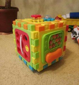 Куб активный PlayGo