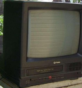 Продам телевизор видеодвойка funai