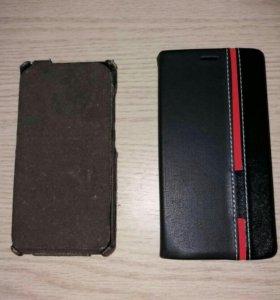 Продаю 2 BQ Strike 5020 + micro SD,зарядка и чехол