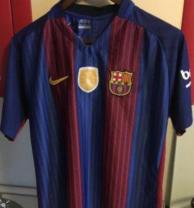 Футболка Барселоны 2016-17, размер L(46-48)