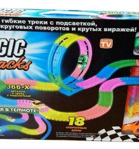Magic Tracks 366 деталей + мертвая петля