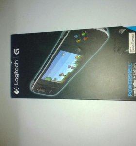 Игровой Logitech Powershell controller для iPhone