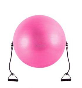 Мяч гимнастический с эспандером BF-GBE01AB