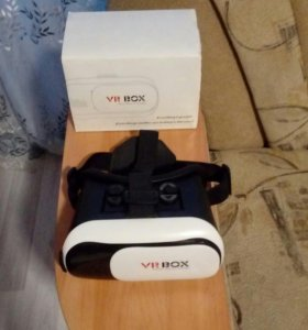 Очки VR BOX(виртуальная реальность)