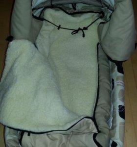 Коляска 2в1 maxima stroller