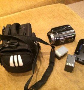 Видеокамера JVC GZ-HD40ER