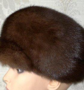 шапка меховая женская норковая (3)