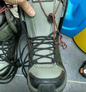 Ботинки для сноуборда s 240/6.0