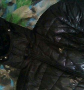 Куртка мужская адидас зимняя