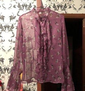 Блузы Zolla