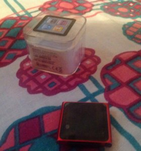 Ipod nano 6 Product red