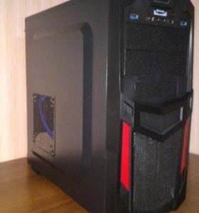 Новый Мощный пк FX 8350 8 ядер,GTX1050Ti,8Gb