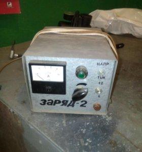Зарядное устройство для аккомулятора