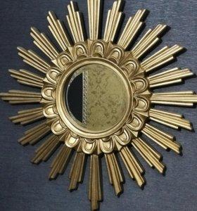 Настенное зеркало соонце