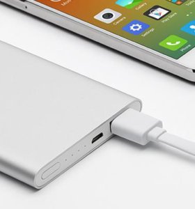 power bank Xiaomi MI-10000mAm внешний аккумулятор