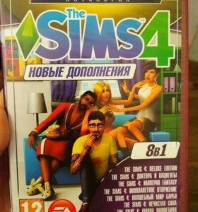 Симс 4 Sims 4