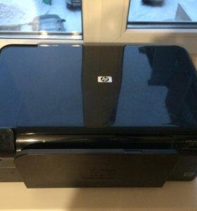 Продам струйный принтер HP Photosmart C4683