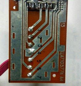 Резистор РП1-57 68кОм для усилителя