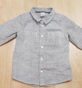 Рубашка фирмы эйч энд эм h&m