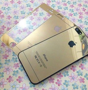 iPhone защитное стекло