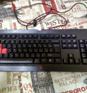 Клавиатура Q100 Blazing gaming keyboard