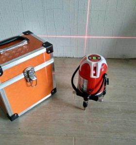(новый) Лазерный уровень самовыравнивающийся
