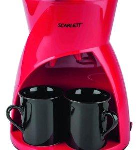 Кофеварка Scarlett SC-CM33001