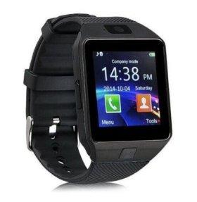 Часы на андроиде+ телефон