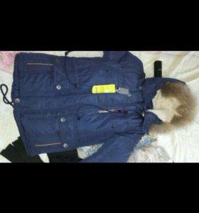 Продам зимнию куртку ❄⛄