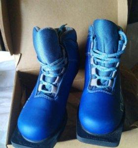 Ботинки лыжные VISU
