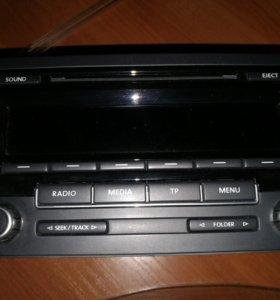 Магнитола на VW RCD 310