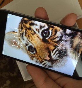 Айфон 6, 16 Гб, с отпечатком Space Gray