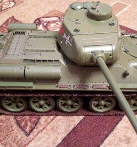 Модель танка Т-34-85