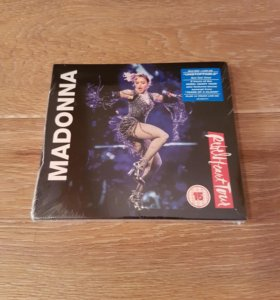 "Madonna ""Rebel Heart tour"""