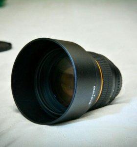 Samyang 85mm 1.4 Nikon