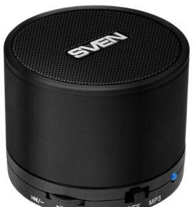 Bluetooth колонка sven 45 bl