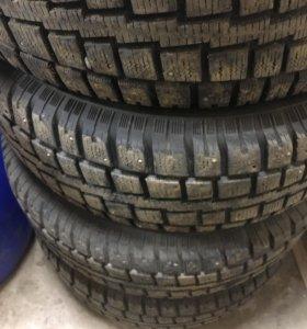 Зимние шины 4 шт R17