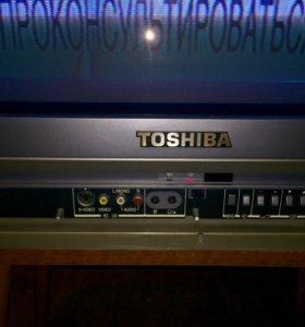 Телевизор Toshiba Hyper Pro 100 progressive pro