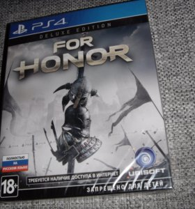 For Hohor Delux ed/ PS4