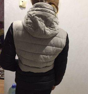 Куртка осенне-весенняя