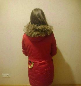 Новая Парка женская рост 164 (подросток)