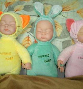 Кукла - сплюшка