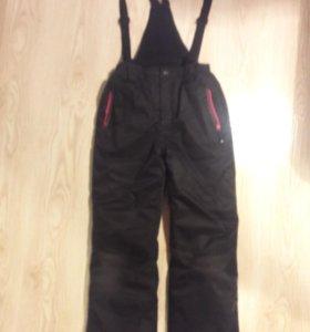 Зимние штаны рост 152