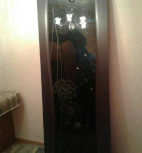 Дверь с коробом и фурнитурой буревестник-2