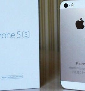 iPhone 5 s FRB