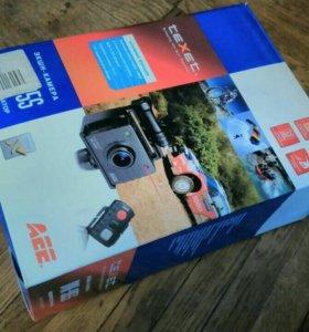 Экшен камера teXet DVR-905S