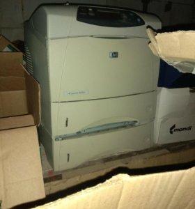 Принтер HP Laserjet 4350 tn