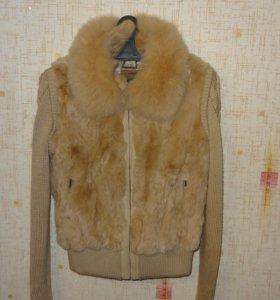 куртка меховая